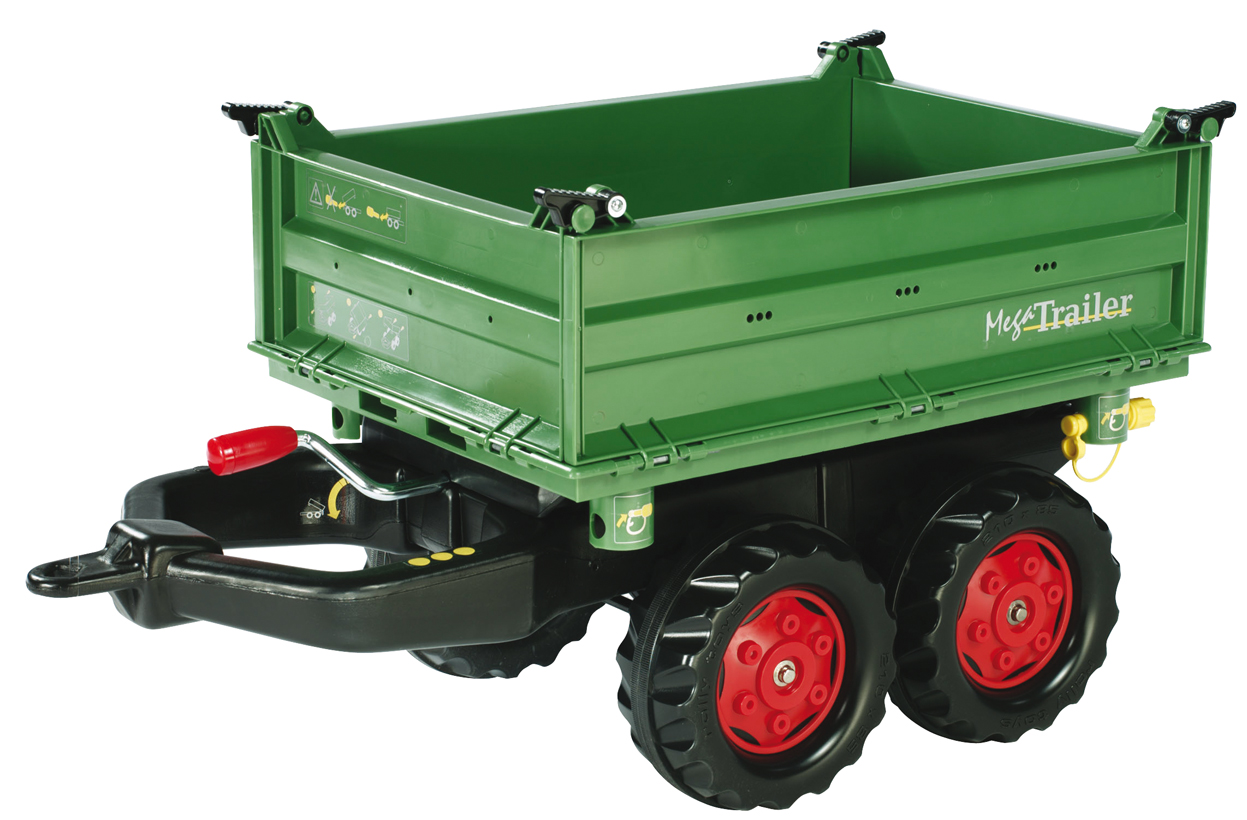 Rollytoys rollyMega trailer Fendt