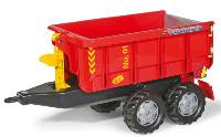Rollytoys afzetcontainer rood