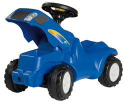 Rollytoys rollyMinitrac New Holland T 6010