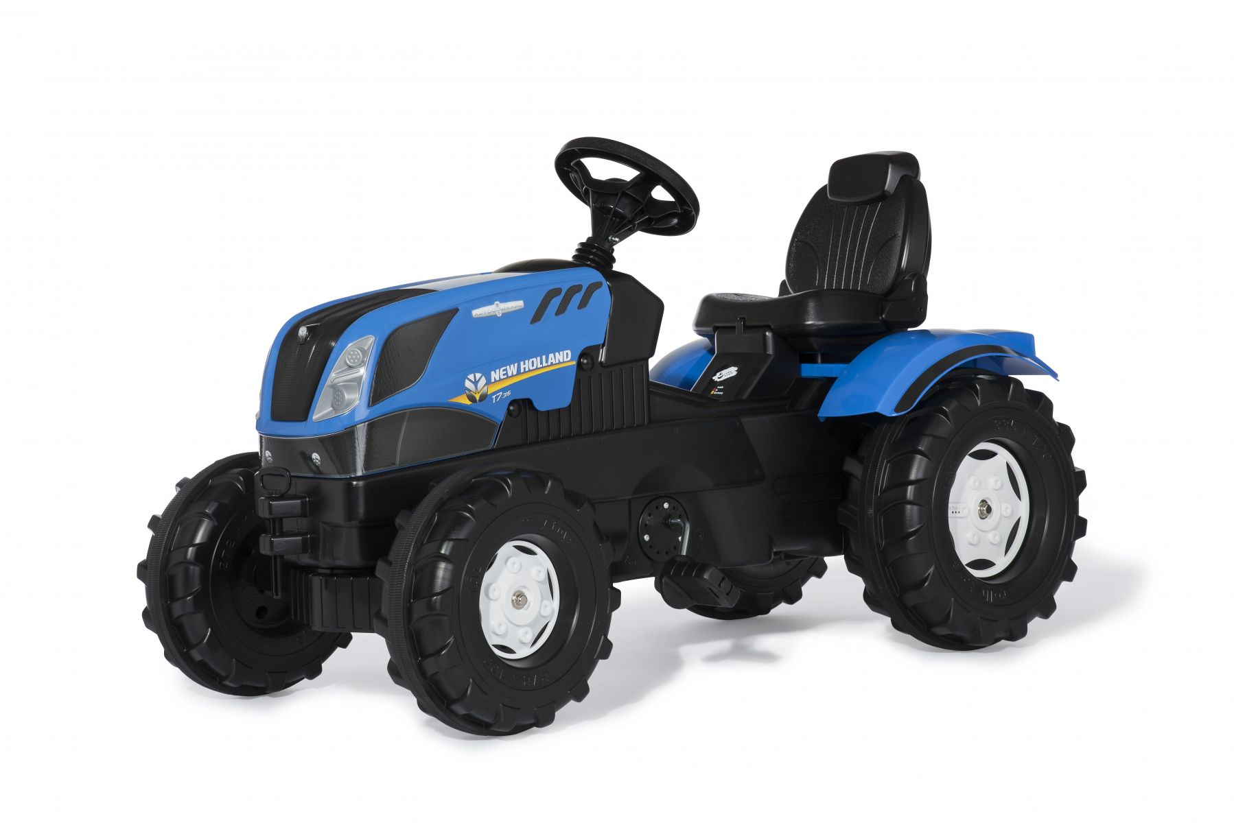 Rollytoys New Holland T7 Farmtrac tractor